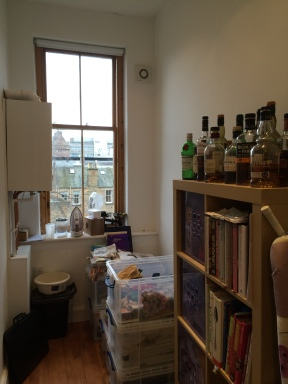Our chaotic pantry