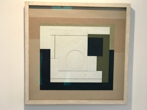 Ben Nicholson: 1944-5 (painted relief)